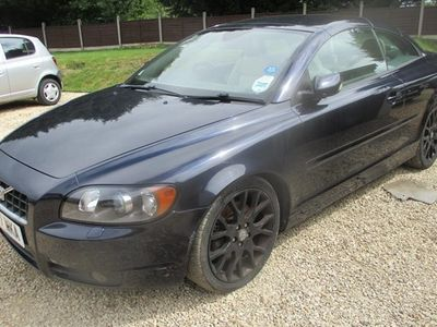 used Volvo C70 Coupe Cabriolet 2.4i SE Lux 2d Geartronic