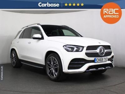 used Mercedes GLE450 AMG GLE4Matic AMG Line Premuim Plus 5dr 9G-Tronic - SUV 7 Seats