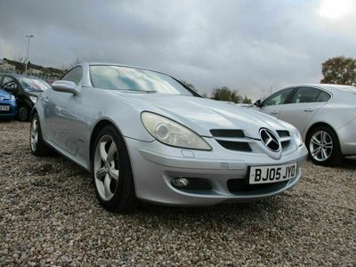 used Mercedes SLK200 2dr 1.8