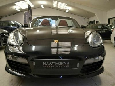 used Porsche Boxster 2.7 Sport Edition 2dr