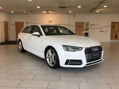 used Audi A4 2.0 Tdi Ultra 190 S Line 5Dr