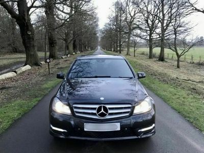 used Mercedes C200 C Class 2.1CDI BlueEFFICIENCY Sport 7G-Tronic 4dr