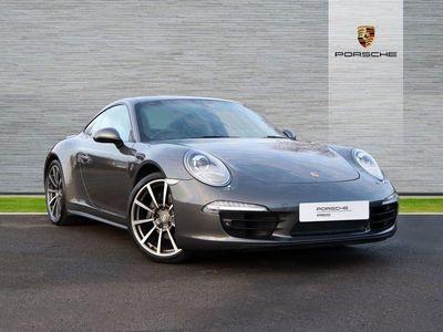 used Porsche 911 Carrera 4 Coupe