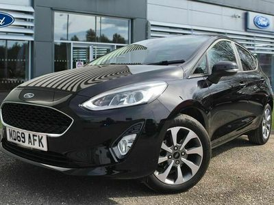 used Ford Fiesta 5DR TREND 1.0 ECOB 95PS 6SP 2020.25