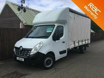 used Renault Master 2.3dCi LL35 130 Business 130 (Eu6)(FWD) Chassis Cab