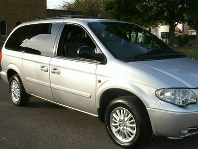 used Chrysler Grand Voyager 2.8 CRD LX 5dr Auto, 2006 (55)