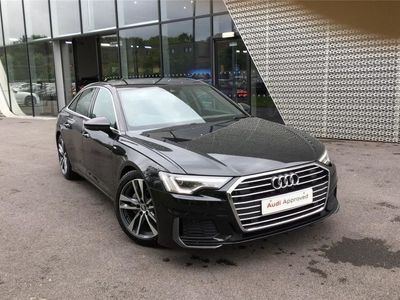 used Audi A6 40 Tdi S Line 4Dr S Tronic
