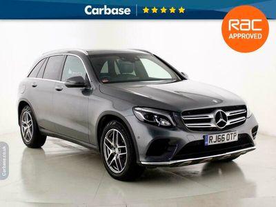 used Mercedes E250 GLC GLC d 4Matic AMG Line Premium 5dr 9G-Tronic - SUV 5 Seats