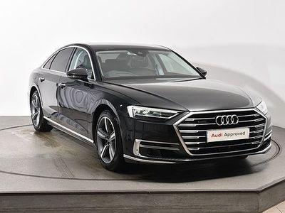 used Audi A8 50 TDI Quattro 4dr Auto