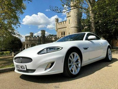 used Jaguar XK 5.0 V8 Coupe auto