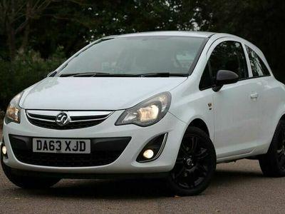 used Vauxhall Corsa Hatchback 1.2 Energy (AC) 3d
