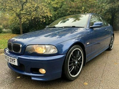 used BMW 330 3 Series 3.0 CI SPORT 2DR AUTOMATIC