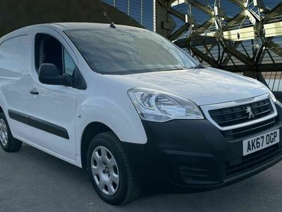 used Peugeot Partner 850 1.6 BlueHDi 100 Professional Van