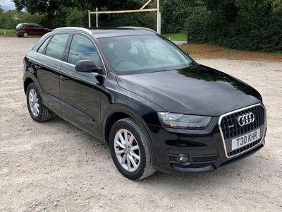 used Audi Q3 2.0 TDI SE S Tronic quattro 5dr