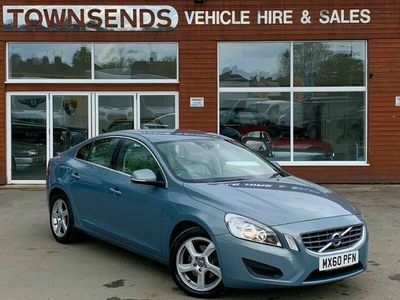 used Volvo S60 SE 2.0 D3 Geartronic 4dr