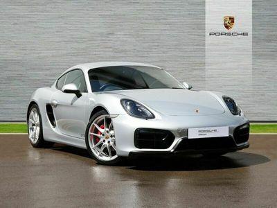used Porsche Cayman GTS