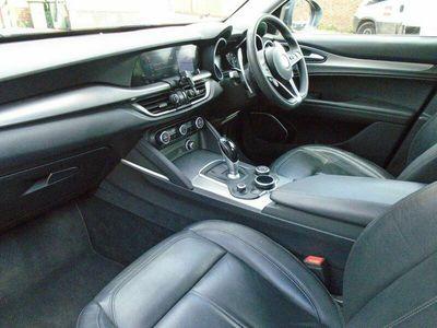 used Alfa Romeo Stelvio 2.2 TD Speciale Auto Q4 AWD (s/s) 5dr