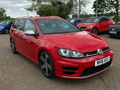 used VW Golf Estate R 2.0 5dr