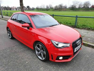 used Audi A1 1.4 TFSI CoD Black Edition S Tronic (s/s) 3dr (Nav)