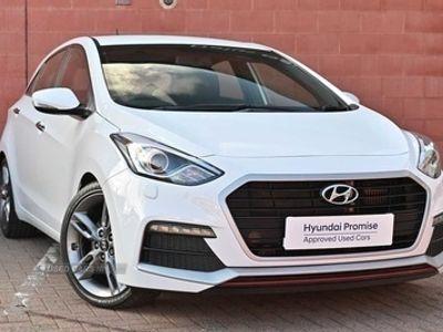 used Hyundai i30 1.6 T-GDi Turbo (186 PS) 5 Door