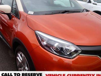 used Renault Captur DIESEL SEMI AUTOMATIC HATCHBACK 5 DOORS