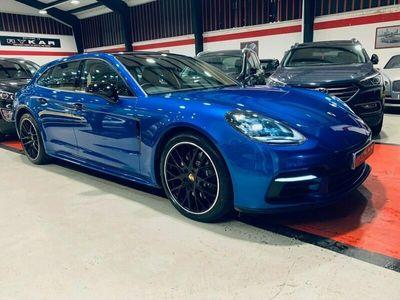 used Porsche Panamera 4 SPORT TURISMO PDK Semi Auto 5-Door