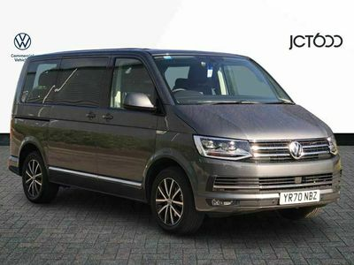 used VW Caravelle 2.0 TDI BlueMotion Tech 150 Executive 5dr DSG diesel estate
