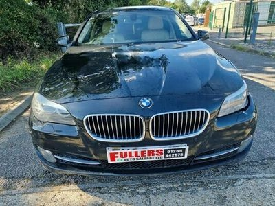 used BMW 520 5-Series Saloon d SE 4d Step Auto