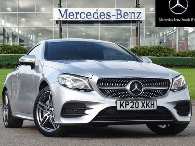used Mercedes E220 E Class4Matic AMG Line 2dr 9G-Tronic Coupe 2020