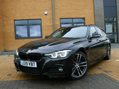 used BMW 330 3 Series 2.0 i M Sport Shadow Edition Touring Auto (s/s) 5dr