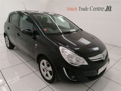 used Vauxhall Corsa 1.2 SXi 16v (85ps) (a/c) 5d