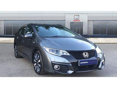 used Honda Civic 2017 Nottingham 1.8 i-VTEC SE Plus 5dr Auto Petrol Estate