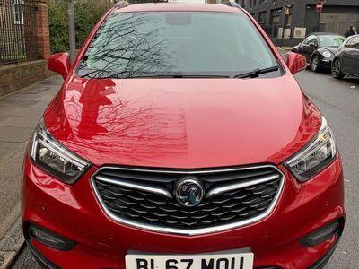 used Vauxhall Mokka X 1.4i Turbo Elite Nav Auto 5dr