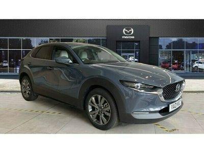used Mazda CX-3 2.0 Skyactiv-X MHEV GT Sport 5dr AWD suv 2021