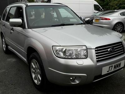 used Subaru Forester 2.0 XE 5dr