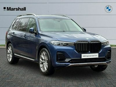used BMW X7 xDrive30d 5dr Step Auto Estate 2020