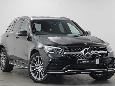 used Mercedes E300 GLC GLC d 4Matic AMG Line Premium 5dr 9G-Tronic