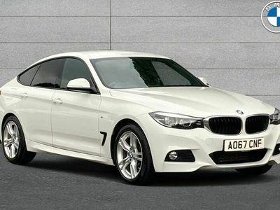 used BMW 320 3 Series i M Sport 5dr [Business Media]
