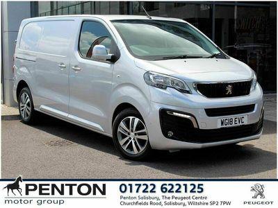 used Peugeot Expert Combi 2.0 BlueHDi 1250 Professional Plus Standard Panel Van EAT6 MWB EU6 (s/s) 6dr