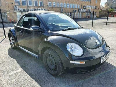 used VW Beetle 1.6 Sola 2dr SPARES OR REPAIRS | ROOF REQUIRES ATTENTION.