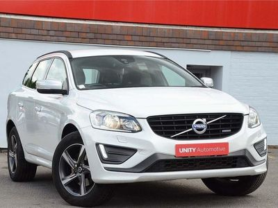 used Volvo XC60 2.4 D5 R-Design Nav Geartronic AWD 5dr