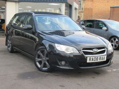 used Subaru Legacy 2.0 RE Sports Tourer 5dr (leather)