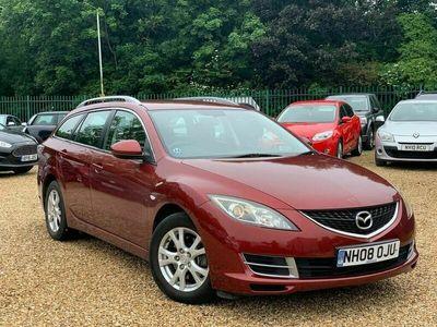 used Mazda 6 2.0 TS (147ps) Estate 5d