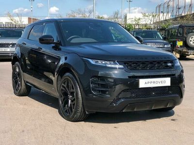 used Land Rover Range Rover evoque 2