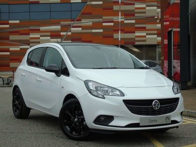 used Vauxhall Corsa Corsa 20191.4 16V 75PS GRIFFIN 5DR 2019