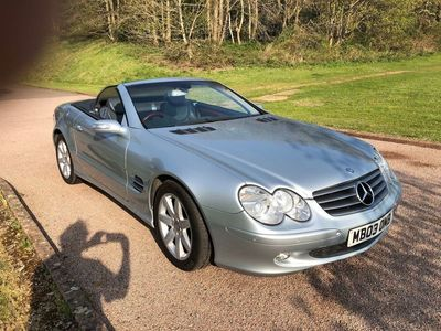used Mercedes SL500 SL Class 5.02dr