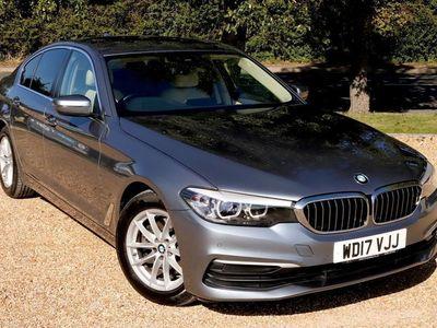 used BMW 520 5 SERIES 2.0 D SE 4d 188 BHP FULL MAIN DEALER SERVICE HI