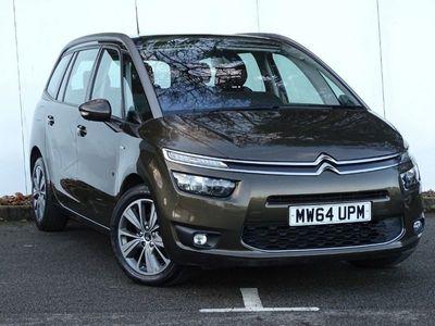 used Citroën Grand C4 Picasso E-HDI EXCLUSIVE ETG6 1.6 5dr