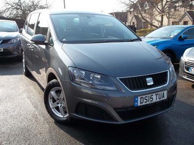 used Seat Alhambra 2.0 TDI Ecomotive S (s/s) 5dr