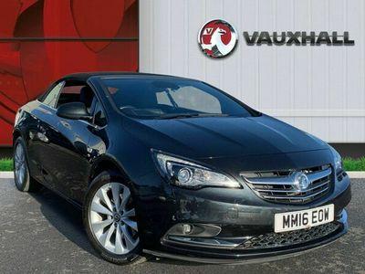 used Vauxhall Cascada 1.4 16V Turbo Elite 2dr Convertible